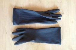 Rękawiczki nitrylowe – lepsza ochrona
